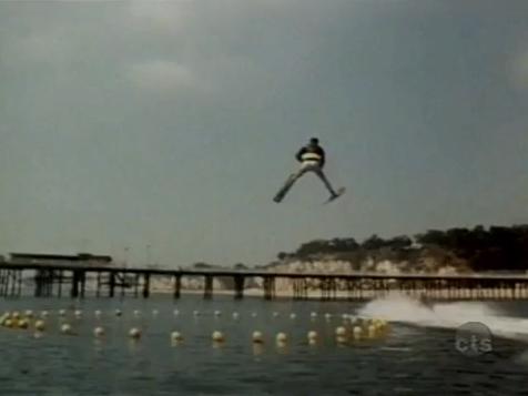 the fonz jumps the shark